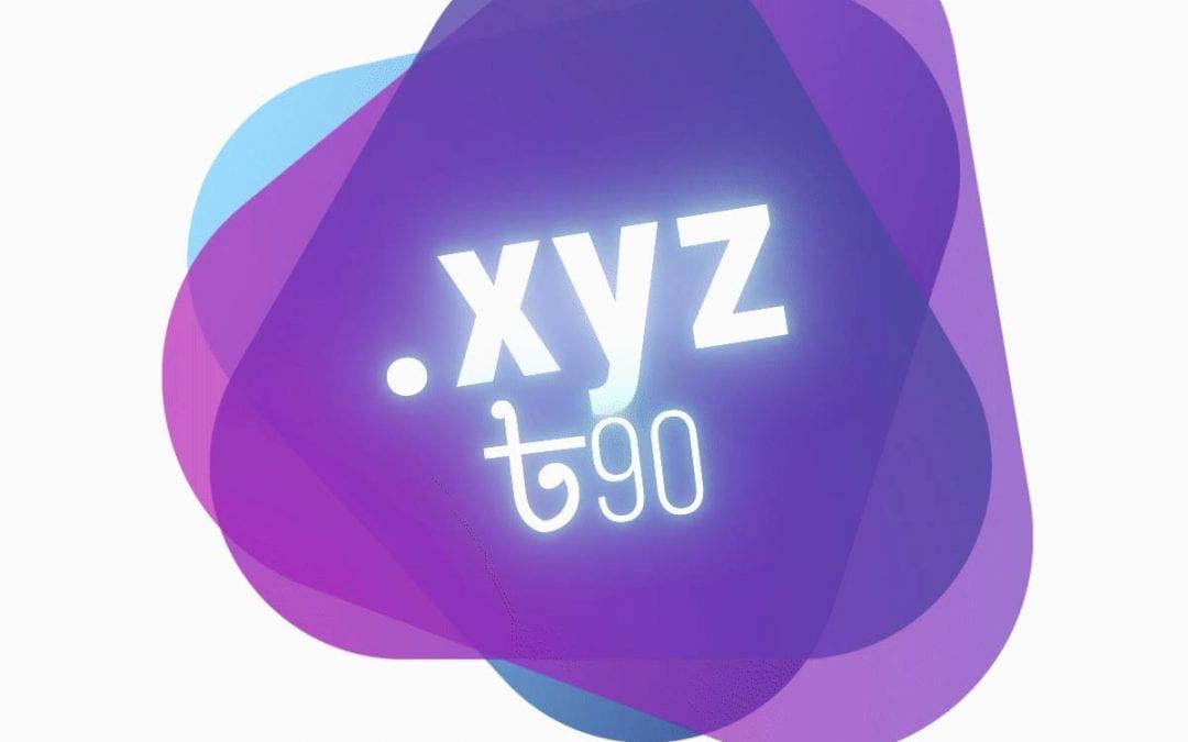 .xyz ডোমেইন এক্সটেনশন মাত্র ৯০ টাকা